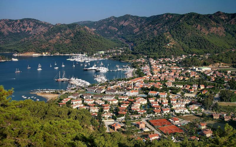 Gocek,Light Tours Vacation Activities, Holiday Locations,Tour Guide And Beaches 84