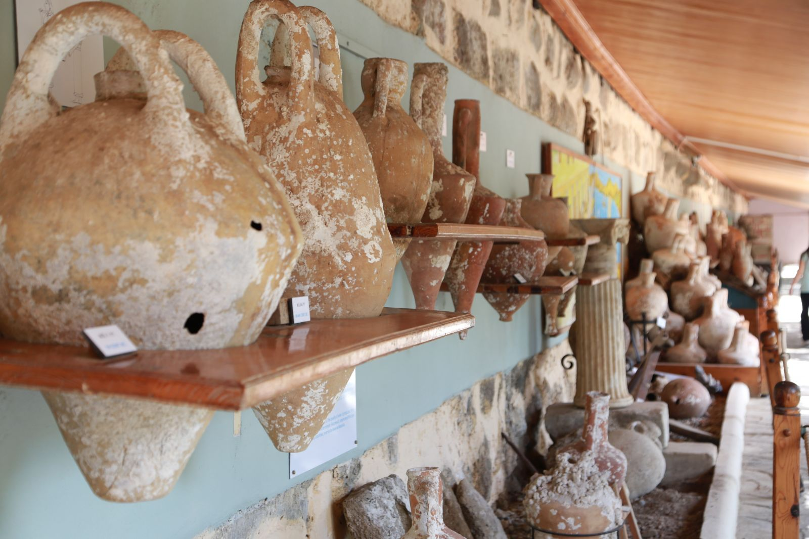 Bodrum Underwater Archeology Museum,Light Tours Vacation Activities, Holiday Locations 95
