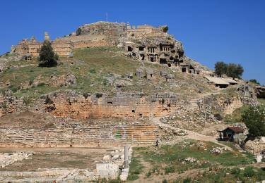 Tlos Antique City, sightseeing, Light Tours day trips,Light Tours Vacation Activities, Holiday Locations,Tlos Tour 140