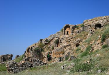 Tlos Ancient City