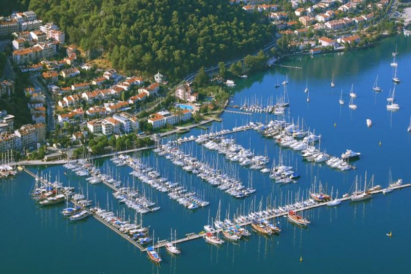 Fethiye Marina,Light Tours Vacation Activities, Holiday Locations 9