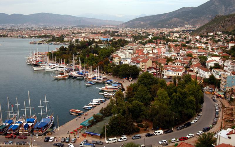 Fethiye,Light Tours Vacation Activities, Holiday Locations,Blue Tour 8