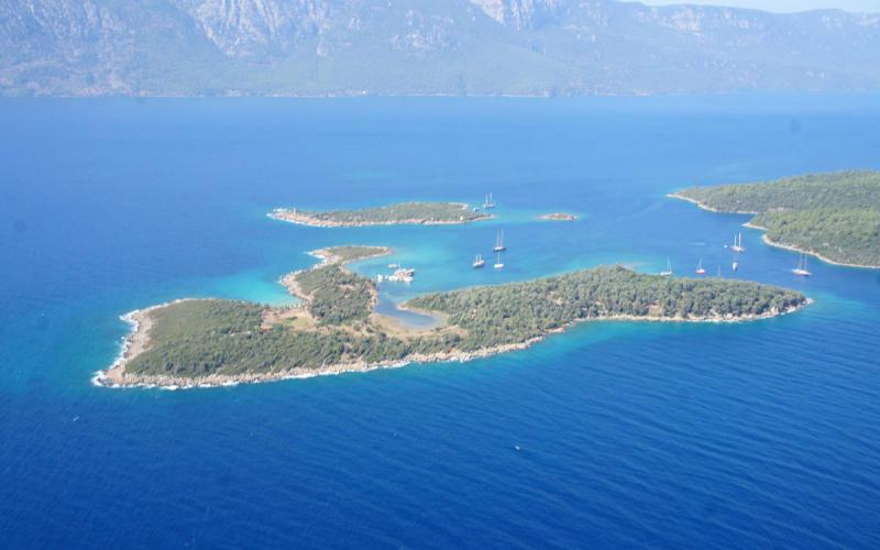 Sedir Island,Light Tours Vacation Activities, Holiday Locations,Bays 36