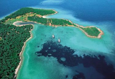 Sedir Island,Light Tours Vacation Activities, Holiday Locations,Gokova Cabin Type 39