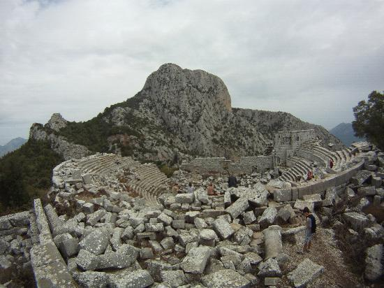 Termessos Antalya,Light Tours Vacation Activities, Holiday Locations,Cabin Tours Antalya 51