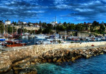 Antalya Kale,Light Tours Vacation Activities, Holiday Locations,Antalya 50