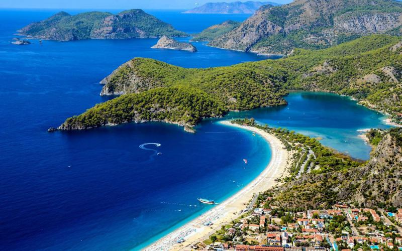 Oludeniz,Light Tours Vacation Activities, Holiday Locations,Cabin Charter Blue Tour 58