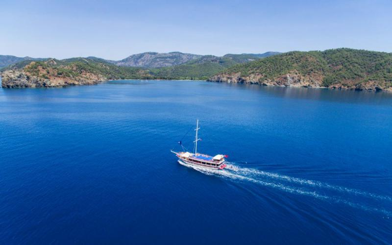 Fethiye Weekend Package Tour light tours holiday reservation
