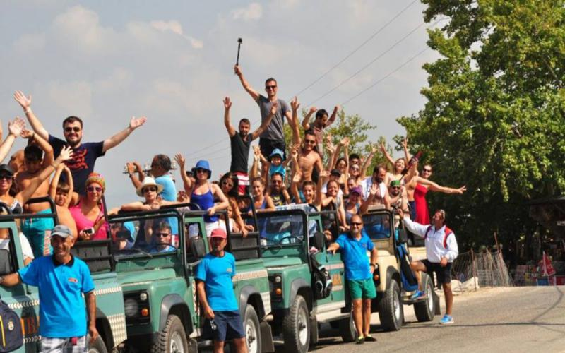 Fethiye Jeep Safari daily tours light tours daily tours