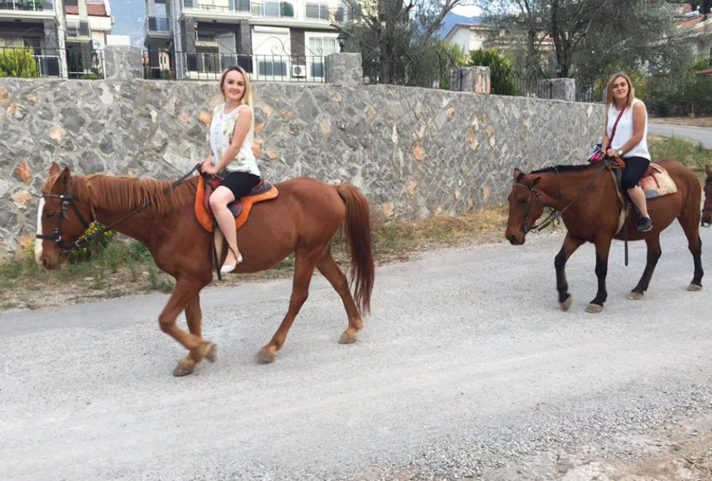 Fethiye Horse Riding hisaronu marmaris kayaköy light tours daily tours,Light Tours Daily Tours, Discount Tours, Package Tours,Fethiye Horse Tour Prices 195