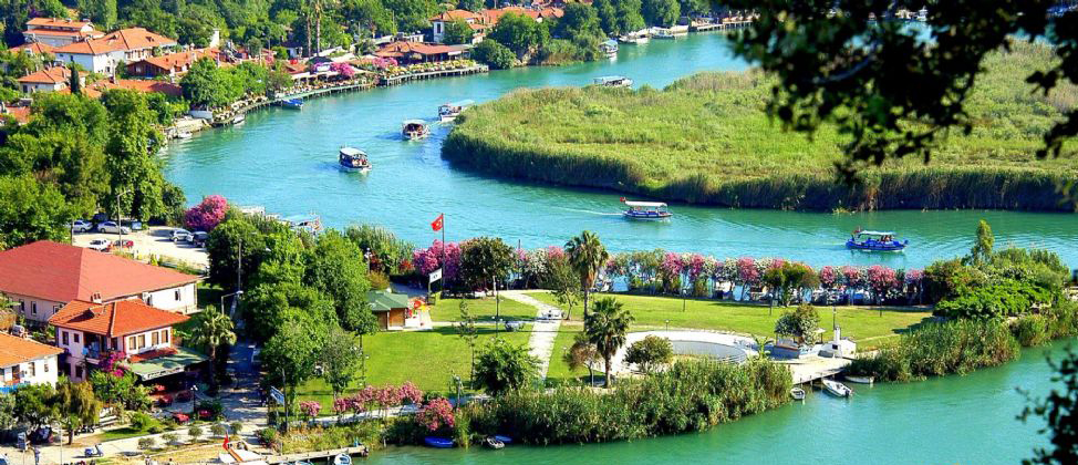 Dalyan Turtle Beach  activities light tours daily tours,Light Tours Daily Tours, Discount Tours, Package Tours,Dalyan Boat Tour 240