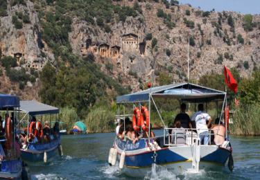 Dalyan Turtle Beach  activities light tours daily tours,Light Tours Daily Tours, Discount Tours, Package Tours,Dalyan Boat Tour 244