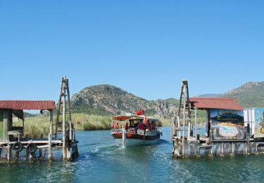 Dalyan Turtle Beach  activities light tours daily tours,Light Tours Daily Tours, Discount Tours, Package Tours,Dalyan Boat Tour 243