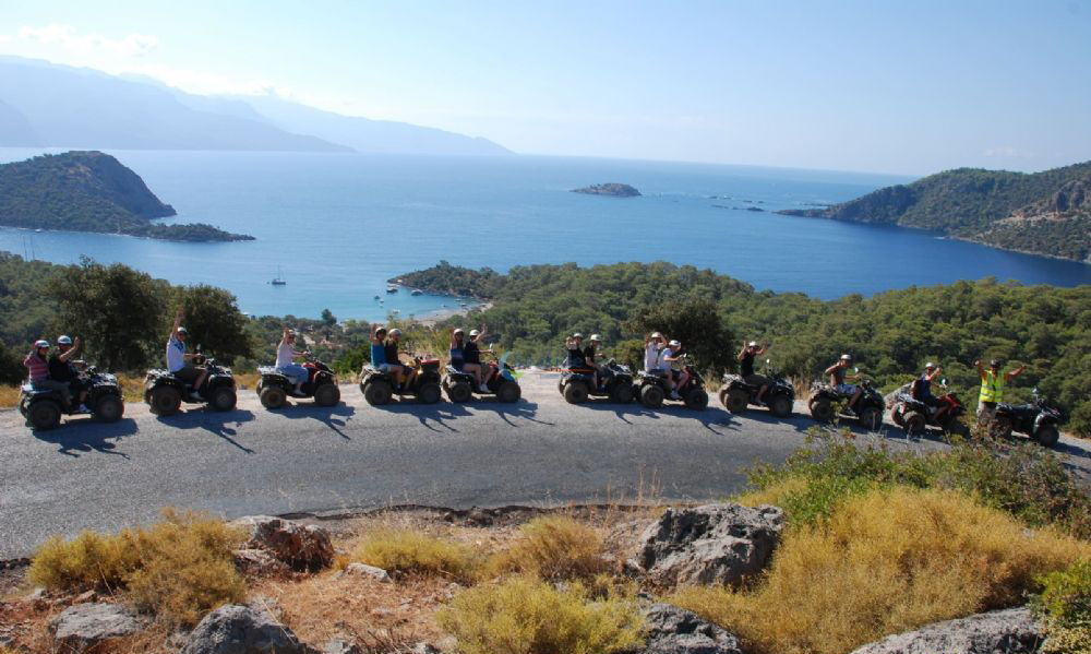 Fethiye Quad Bike Safari  daily tours fethiye light tours yachts,Light Tours Daily Tours, Discount Tours, Package Tours,Atv Tour Prices 256