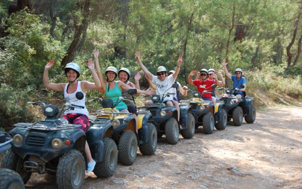Fethiye Quad Bike Safari  daily tours fethiye light tours yachts,Light Tours Daily Tours, Discount Tours, Package Tours,Daily Tours 253