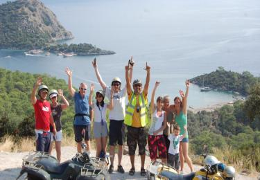 Fethiye Quad Bike Safari  daily tours fethiye light tours yachts,Light Tours Daily Tours, Discount Tours, Package Tours 249