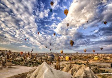 Standard Balloon Tour fethiye cappadocia daily tours light tours,Light Tours Daily Tours, Discount Tours, Package Tours,Kas Kalkan Daily Tours 259