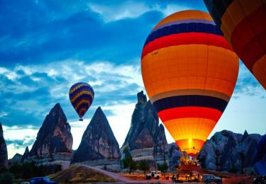 Standard Balloon Tour fethiye cappadocia daily tours light tours,Light Tours Daily Tours, Discount Tours, Package Tours,Secret Valley 260