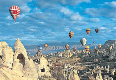 Standard Balloon Tour fethiye cappadocia daily tours light tours,Light Tours Daily Tours, Discount Tours, Package Tours,Kas Kalkan Daily Tours 261