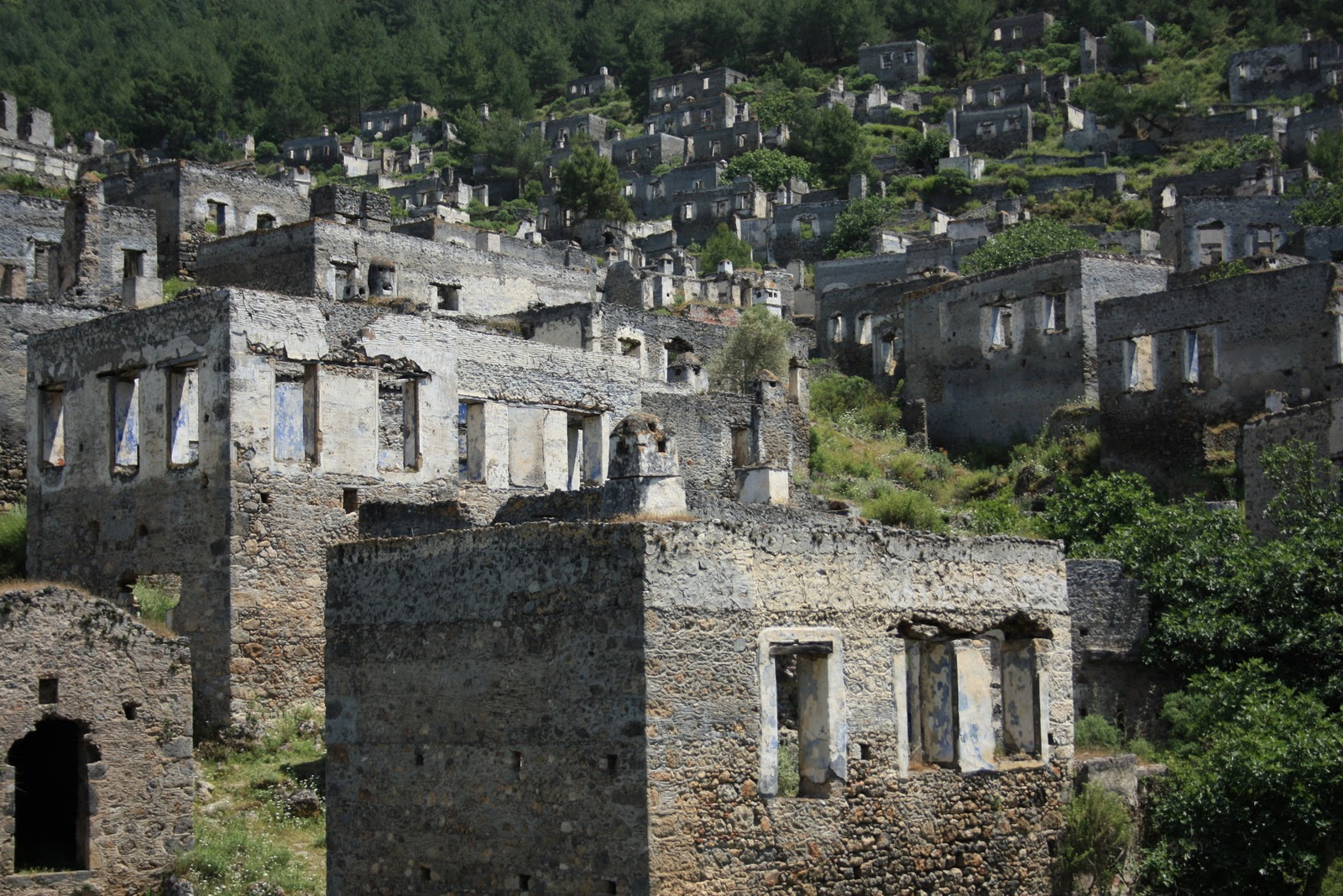 Kayakoy (Ghost Village) and Cold Water Nature Walk,Light Tours Daily Tours, Discount Tours, Package Tours 16