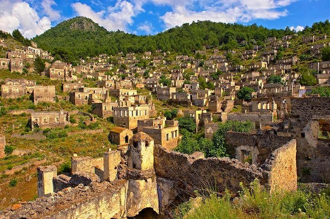 Kayakoy (Ghost Village) and Cold Water Nature Walk,Light Tours Daily Tours, Discount Tours, Package Tours 14