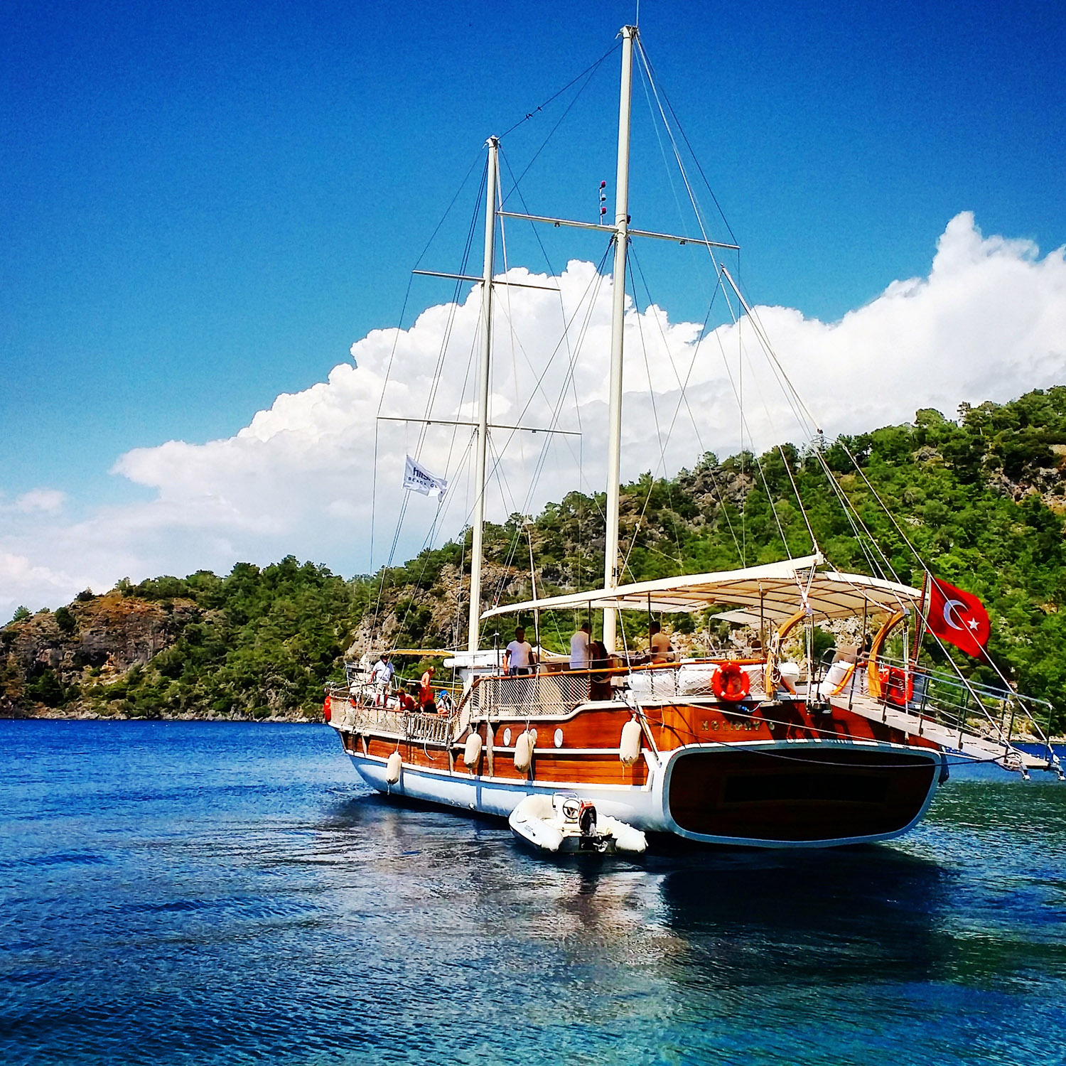 12 Islands Sailing Boat Trip,Light Tours Daily Tours, Discount Tours, Package Tours 418