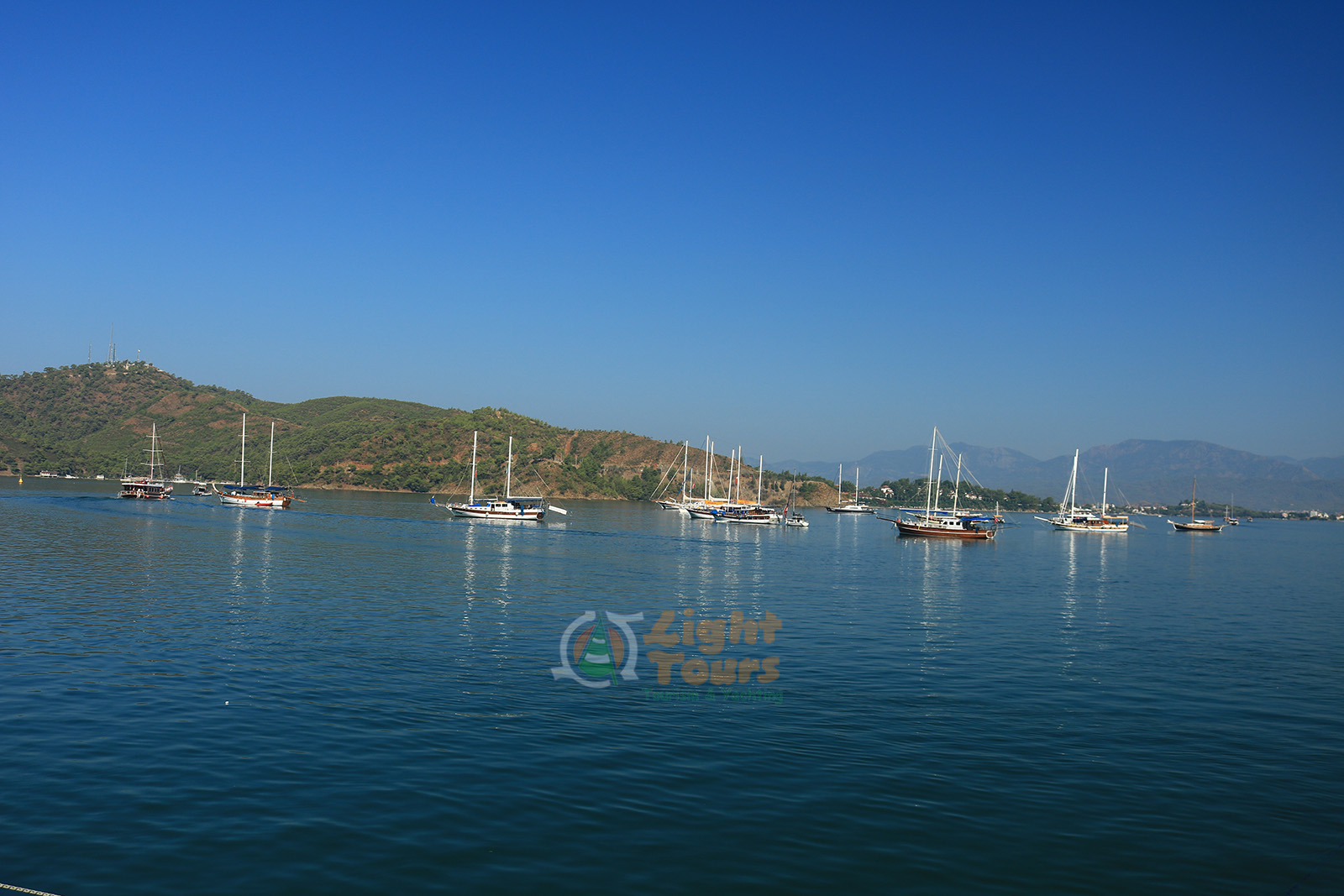 12 Islands Sailing Boat Trip, fethiye boat tour, light tours day tours,Light Tours Daily Tours, Discount Tours, Package Tours 406