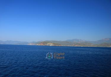 12 Islands Sailing Boat Trip, fethiye boat tour, light tours day tours,Light Tours Daily Tours, Discount Tours, Package Tours 403