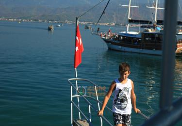 12 Islands Sailing Boat Trip, fethiye boat tour, light tours day tours,Light Tours Daily Tours, Discount Tours, Package Tours 405