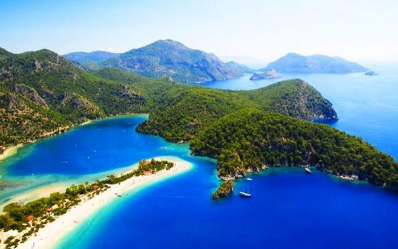 Olüdeniz Boat Tour fethiye bodrum day trip tours light tours yacht charter,Light Tours Daily Tours, Discount Tours, Package Tours,Fethiye Day Trips 32