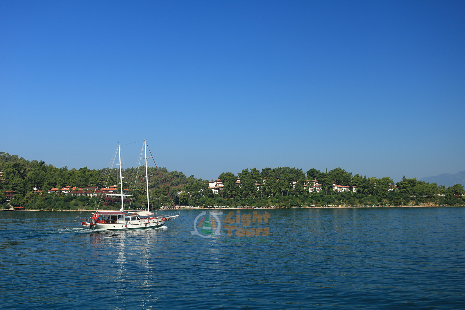 12 Islands Boat Tour, Fethiye, Rabbit Island, Gocek Island, Yassica Island, Aquarium Bay, Red Island,Light Tours Daily Tours, Discount Tours, Package Tours 366