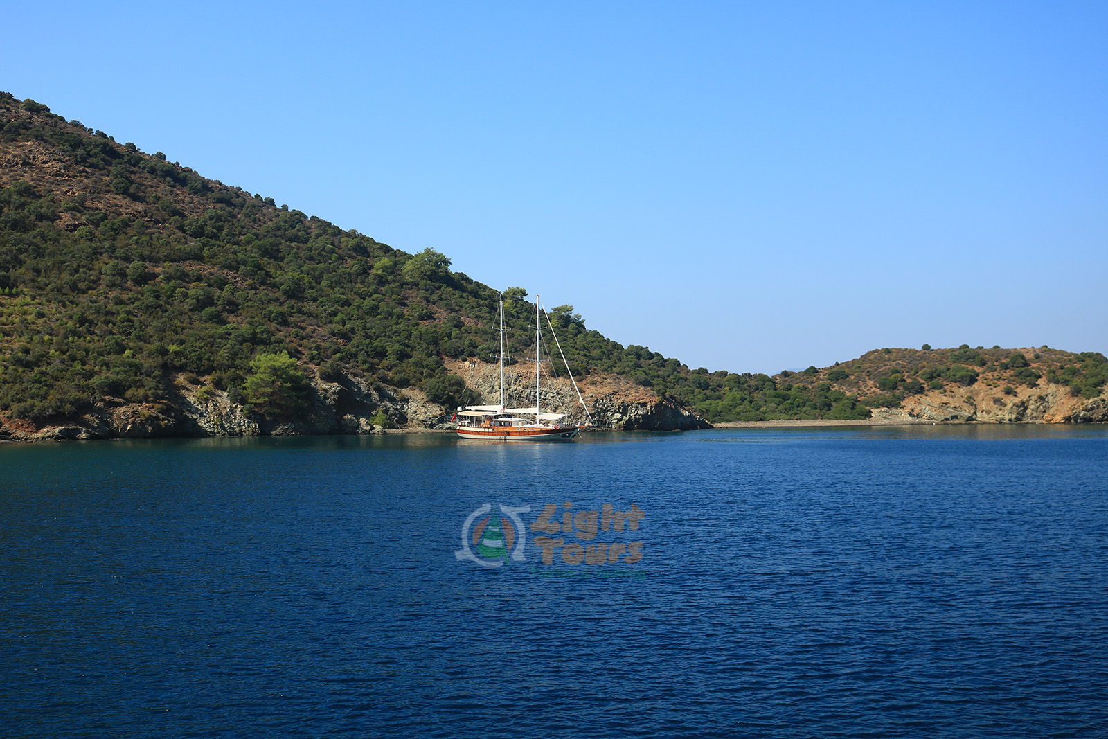 12 Islands Boat Tour, Fethiye, Rabbit Island, Gocek Island, Yassica Island, Aquarium Bay, Red Island,Light Tours Daily Tours, Discount Tours, Package Tours 356