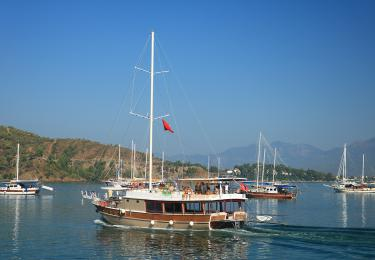 12 Islands Boat Tour, Fethiye, Rabbit Island, Gocek Island, Yassica Island, Aquarium Bay, Red Island,Light Tours Daily Tours, Discount Tours, Package Tours 368