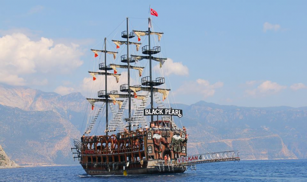 Oludeniz Pirate Boat Tour family tours fethiye light tours yacht charter,Light Tours Daily Tours, Discount Tours, Package Tours,Oludeniz Pirate Boat Tour 59