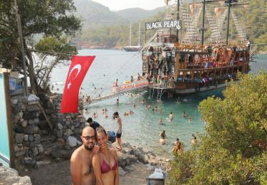Oludeniz Pirate Boat Tour family tours fethiye light tours yacht charter