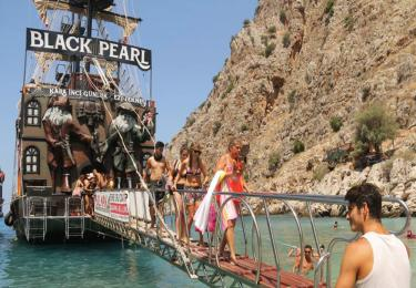 Oludeniz Pirate Boat Tour