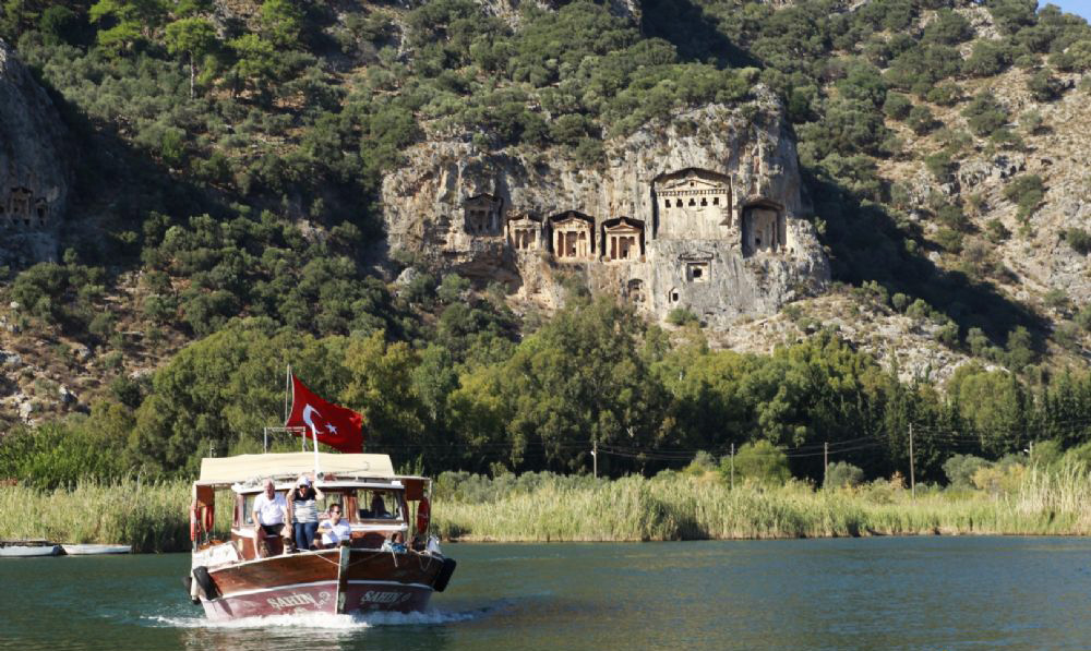 Lycia Tour Package fethiye dalyan package tours daily tours light tours blue tours,Light Tours Daily Tours, Discount Tours, Package Tours 90