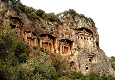 Lycia Tour Package fethiye dalyan package tours daily tours light tours blue tours