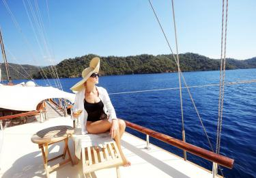 Marmaris Fethiye Marmaris Air Conditioned Cabin Cruise - Blue Cruise,Light Tours Blue Cruise, Blue Cruise, Discount Tours,Marmaris Cabin Tours 87