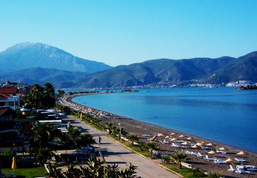 Marmaris Fethiye Marmaris Air Conditioned Cabin Cruise - Blue Cruise