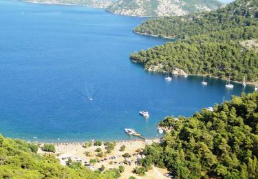 Marmaris Fethiye Marmaris Air Conditioned Cabin Cruise - Blue Cruise,Light Tours Blue Cruise, Blue Cruise, Discount Tours 78