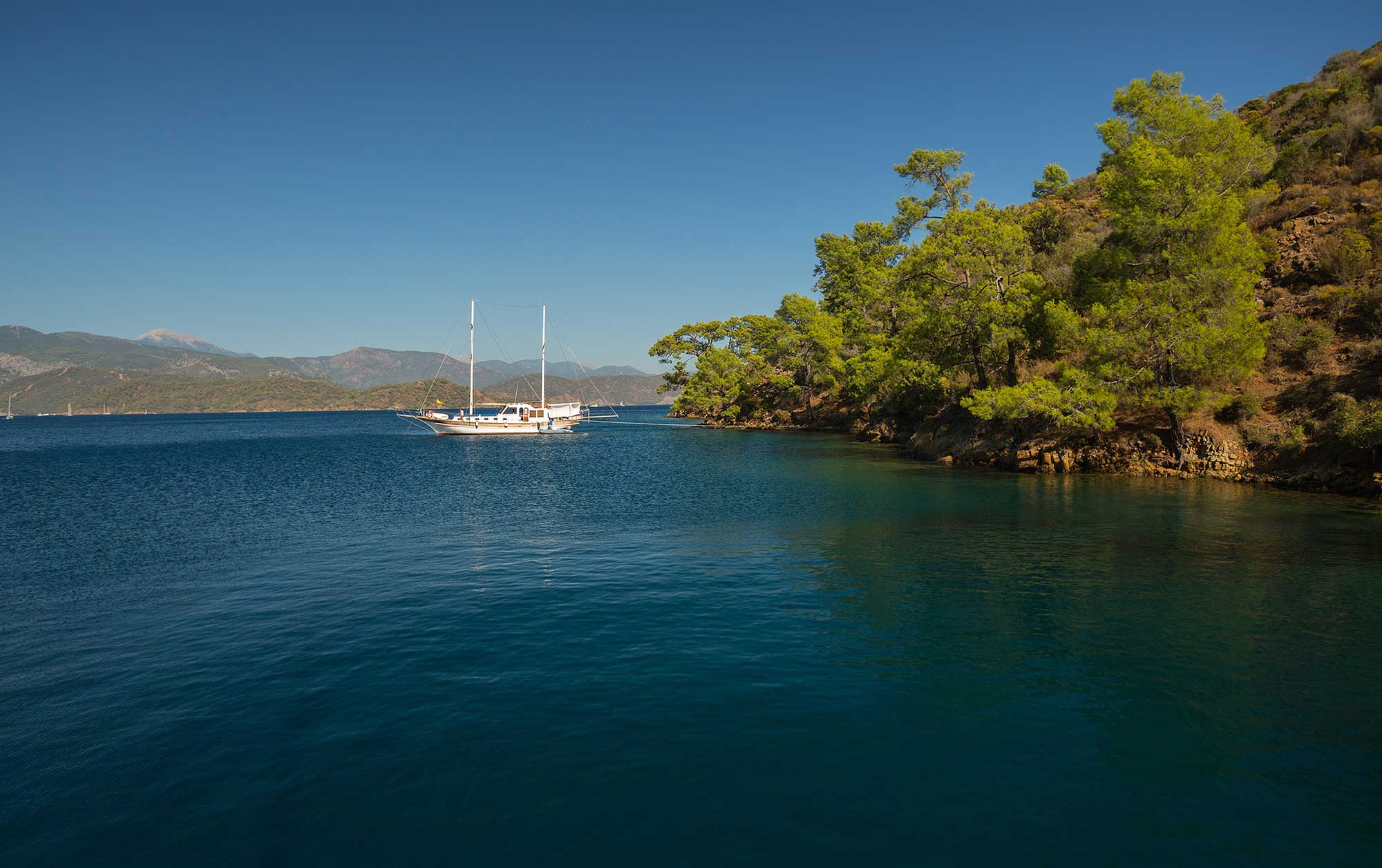 Bodrum Gökova Bodrum Air Conditioned Cabin Cruise - Blue Cruise,Light Tours Blue Cruise, Blue Cruise, Discount Tours,Cabin Rental 91