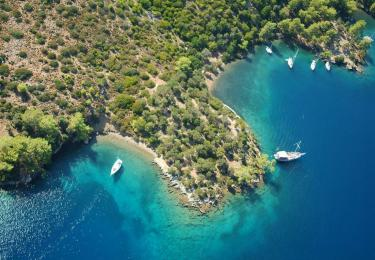 Fethiye Marmaris Mini Cabin Cruise - Blue Cruise,Light Tours Blue Cruise, Blue Cruise, Discount Tours 105