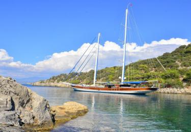 Fethiye Marmaris Air Conditioned Mini Cabin Cruise - Blue Cruise,Light Tours Blue Cruise, Blue Cruise, Discount Tours 249
