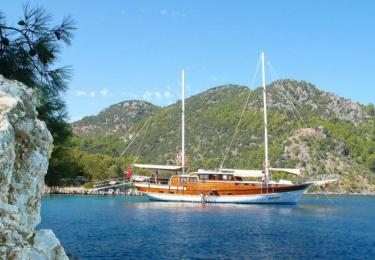 Fethiye Marmaris Air Conditioned Mini Cabin Cruise - Blue Cruise,Light Tours Blue Cruise, Blue Cruise, Discount Tours 248