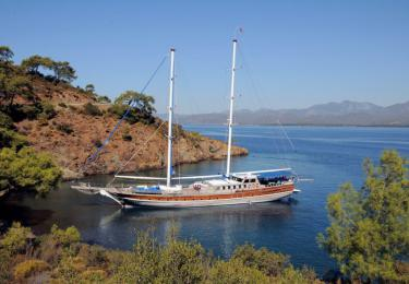 Fethiye Marmaris Air Conditioned Mini Cabin Cruise - Blue Cruise,Light Tours Blue Cruise, Blue Cruise, Discount Tours,Fethiye Marmaris Tour 250