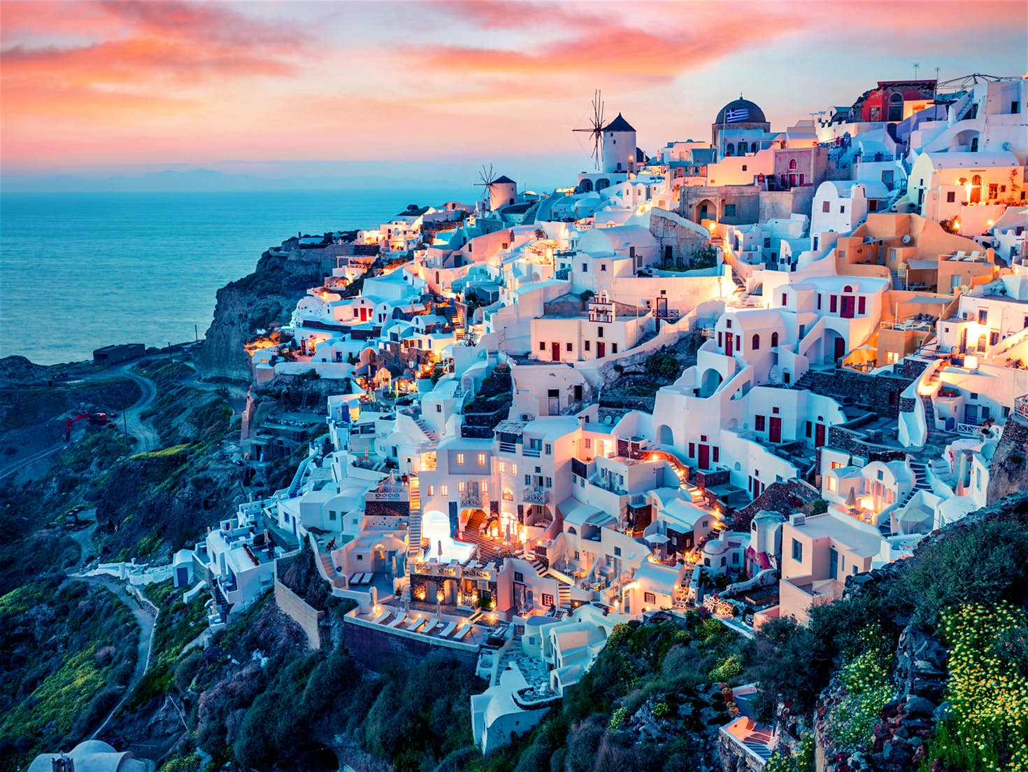 Santorini Mykonos Air-conditioned Cabin Tours,Light Tours Blue Cruise, Blue Cruise, Discount Tours,Greek Islands Blue Cruise 117