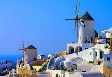 Santorini Mykonos Air-conditioned Cabin Tours,Light Tours Blue Cruise, Blue Cruise, Discount Tours,Greek Islands Blue Cruise 118