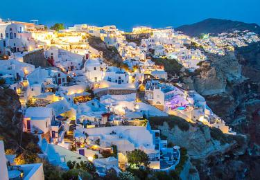 Mykonos Santorini Air Conditioning Cabin Tours Blue Cruise,Light Tours Blue Cruise, Blue Cruise, Discount Tours,Greek Islands Blue Tour 129