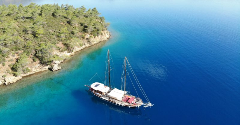 Marmaris Datca Marmaris Air Conditioning Cabin Tours - Blue Cruise,Light Tours Blue Cruise, Blue Cruise, Discount Tours,Orhaniye Blue Tour 258